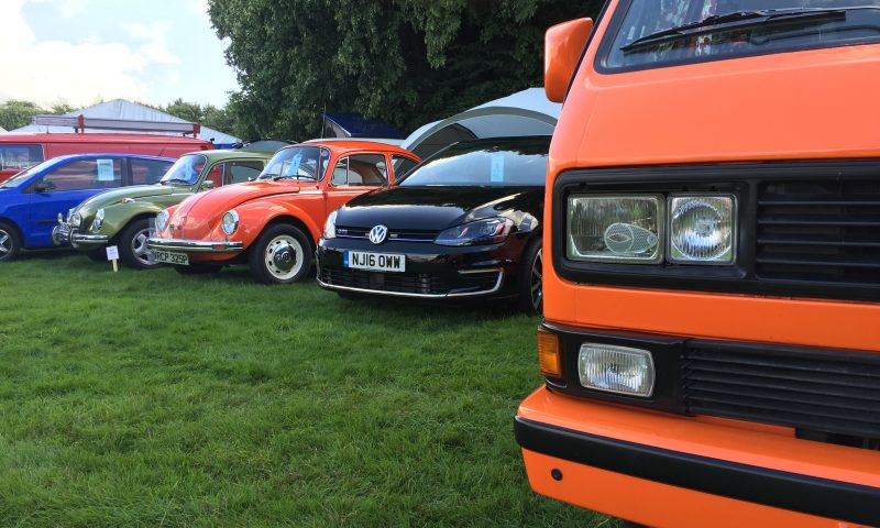 VW Drive-in Festival – 5th & 6th June 2021