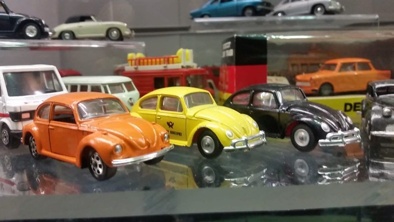 Beetle Models – Coventry Transport Museum