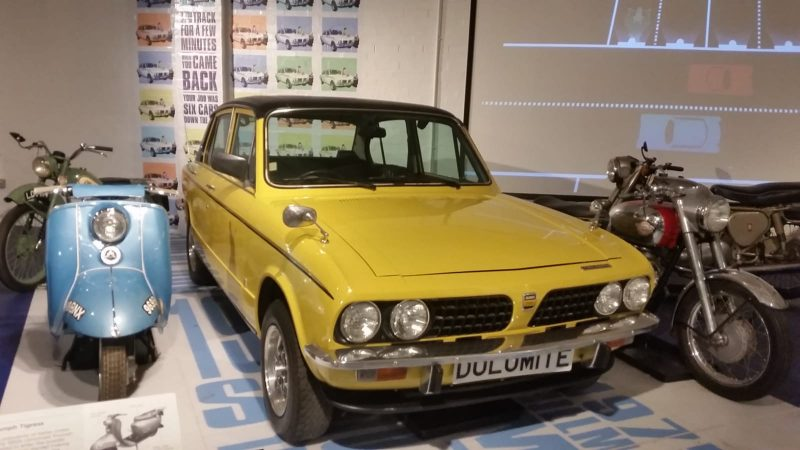 Dolomite – Coventry Transport Museum