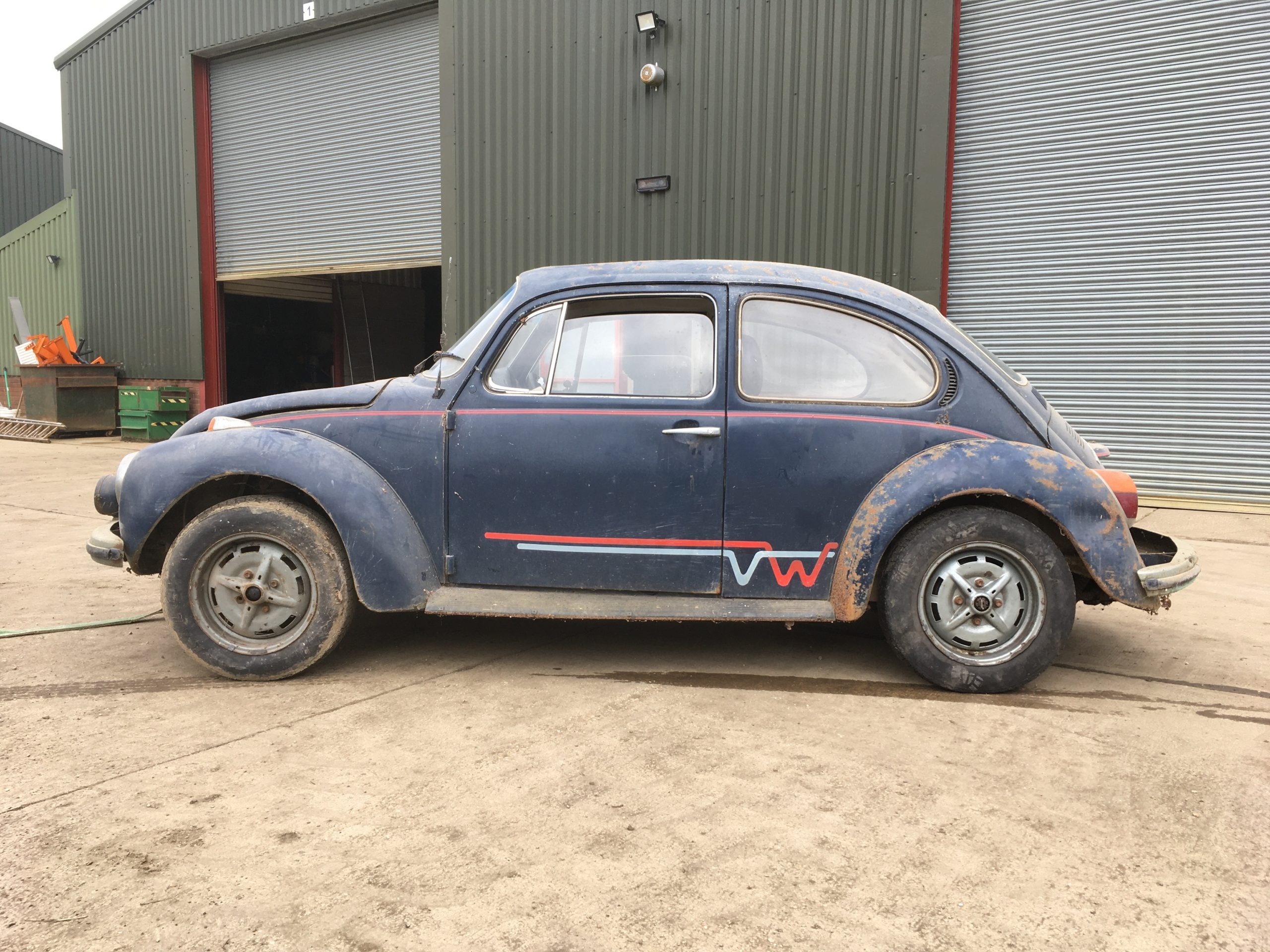 1973 Beetle 1303S