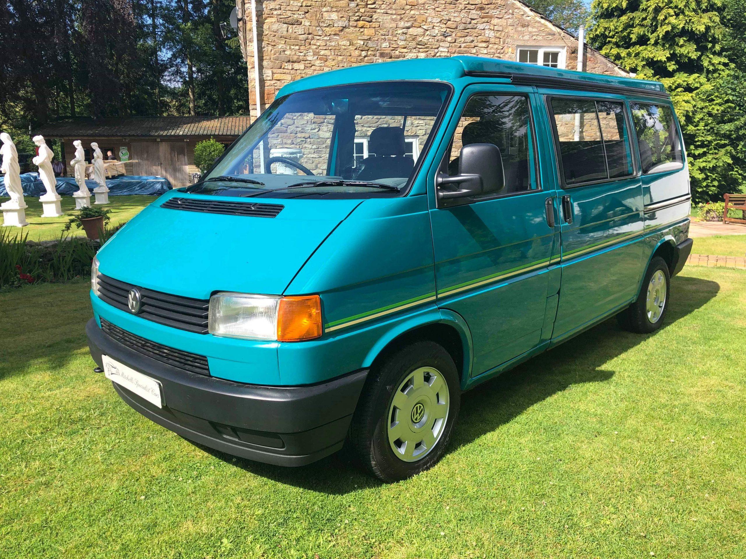 Vw T4 Transporter 1996 Bilbo's