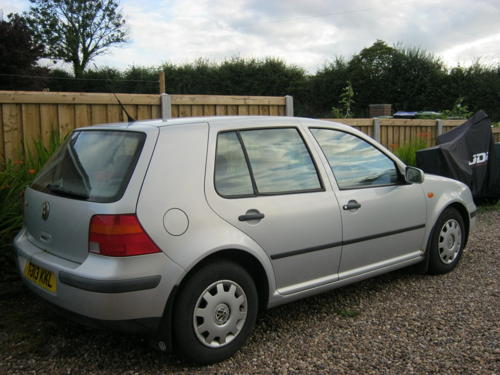 1999 Golf MkIV 1.6 SE Auto For Sale